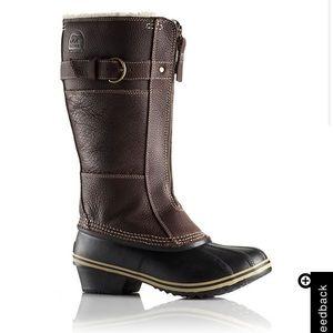 ⭐️Like New⭐️ Sorel Women's Winter Fancy Boot